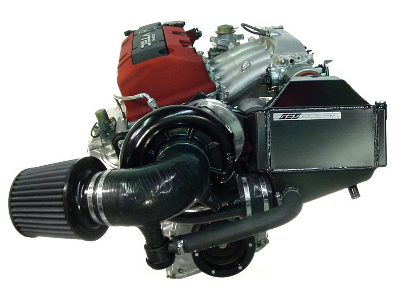 Scienceofsd Tuner Supercharger System S2000 2000 09 Turbocharger Components Engine Products