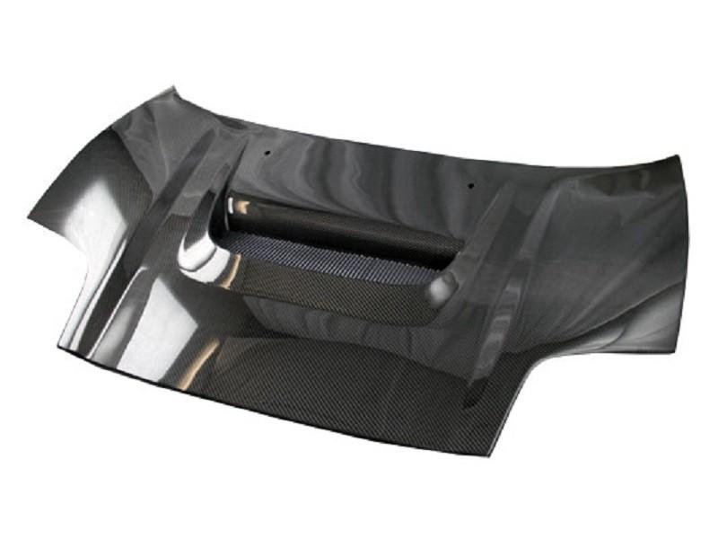 Budget NSX-R Style Carbon Fiber Hood 2002-2005