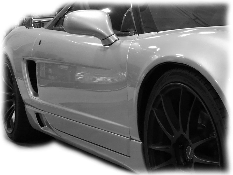 ScienceofSpeed Vector Side Skirts - NSX, 1991-05