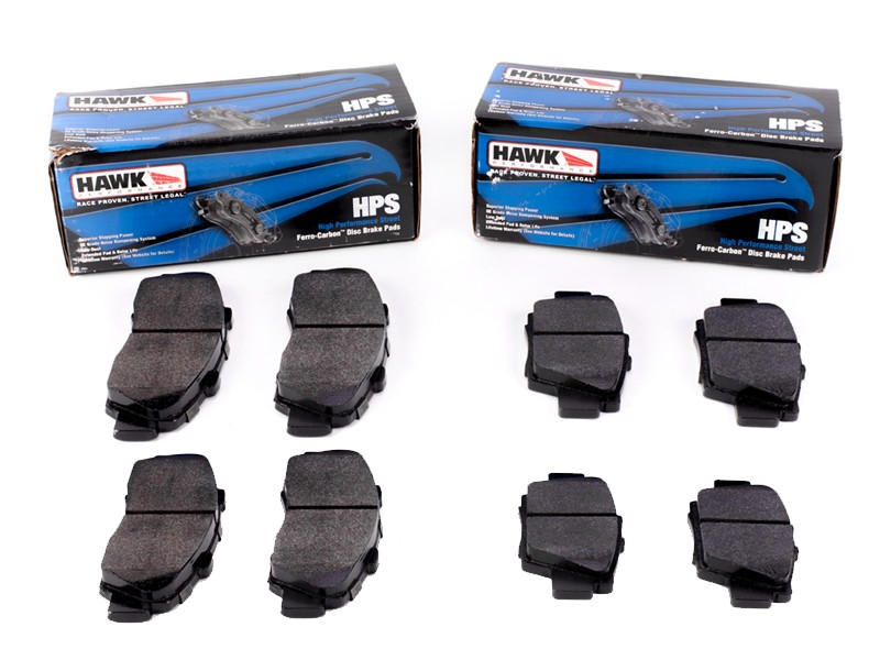 Hawk Performance Brake Pads - NSX, 1991-05