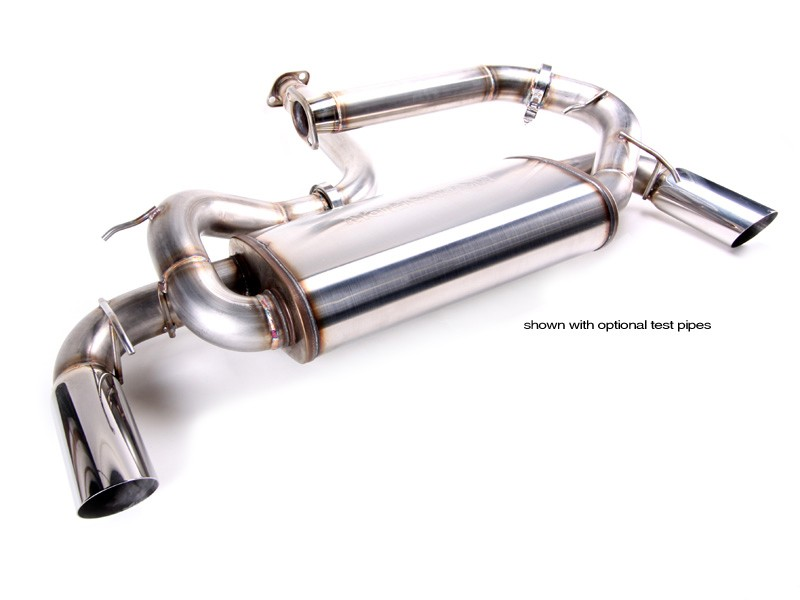"ScienceofSpeed 3"" Forced Induction Exhaust Systems"