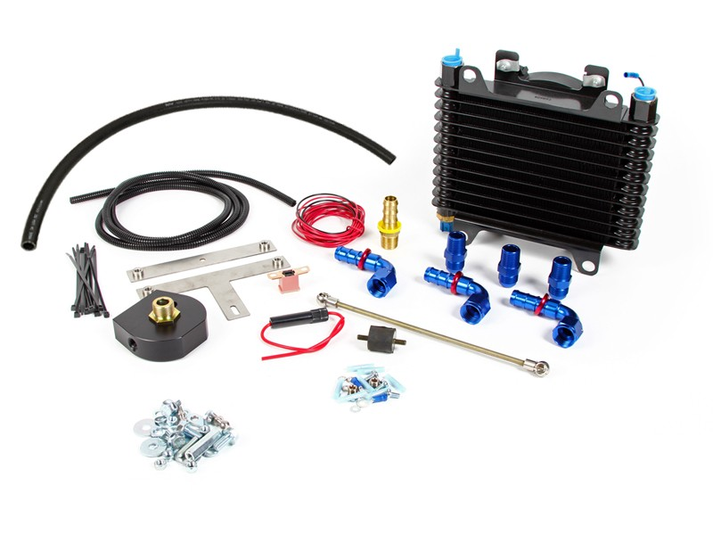 ScienceofSpeed Oil Cooler Kit