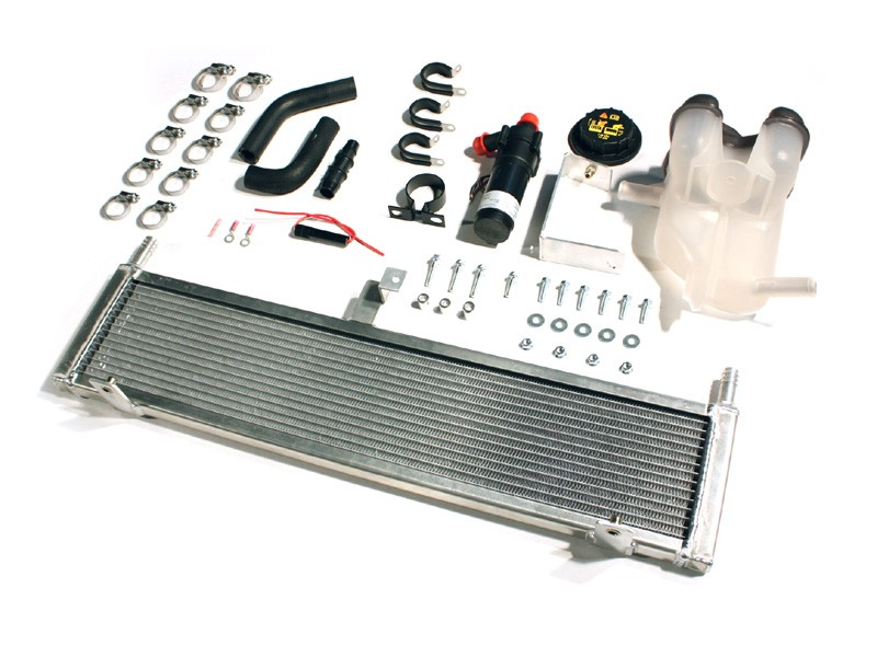 ScienceofSpeed Liquid-Air Intercooler Installation Kit - NSX, 1991-05
