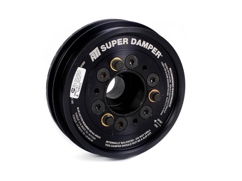 ATI Super Damper Pulley - NSX, 1991-05