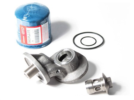 ScienceofSpeed Oil Filter Adapter Kit - S2000, 2000-09