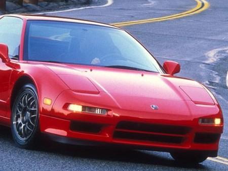 Honda Genuine Front Bumper Chin Spoiler - NSX, 1991-2001