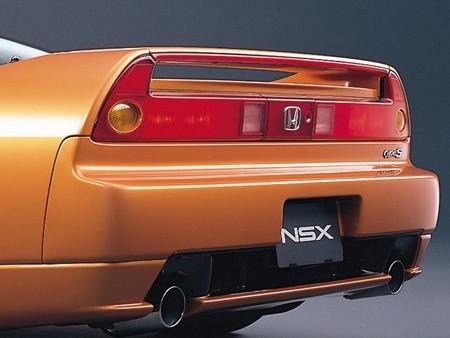 Honda Genuine 2002 Center Tail Lens