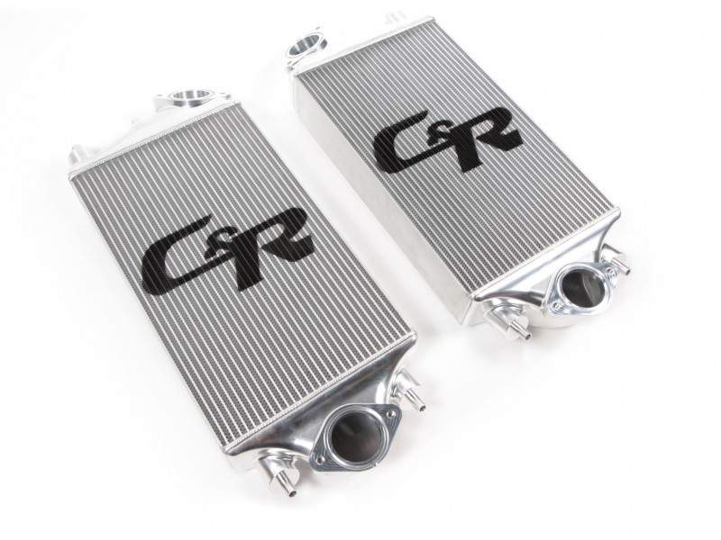 C&R Racing Intercooler Upgrade Kit - NSX, 2017-on