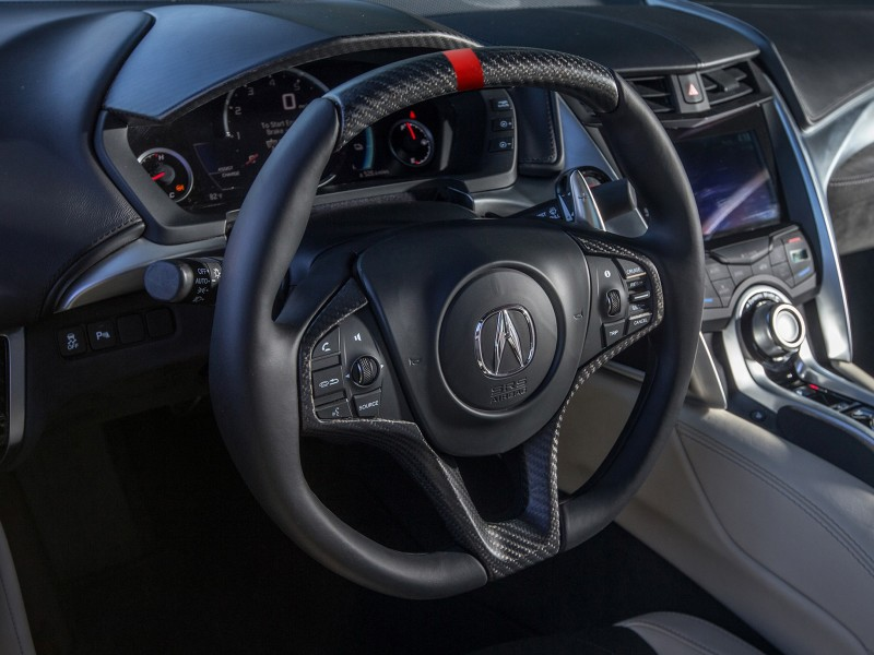 ScienceofSpeed Custom Steering Wheels - NSX, 2017-on