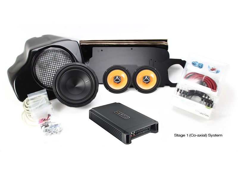 ScienceofSpeed ProFormance Audiophile System for NSX
