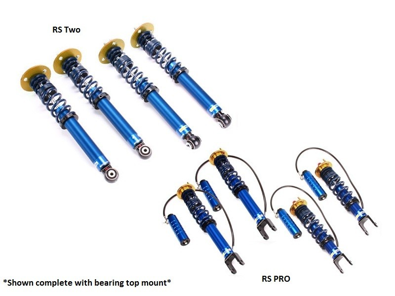 JRZ RS & RS Pro Shock Absorber System - NSX, 1991-05