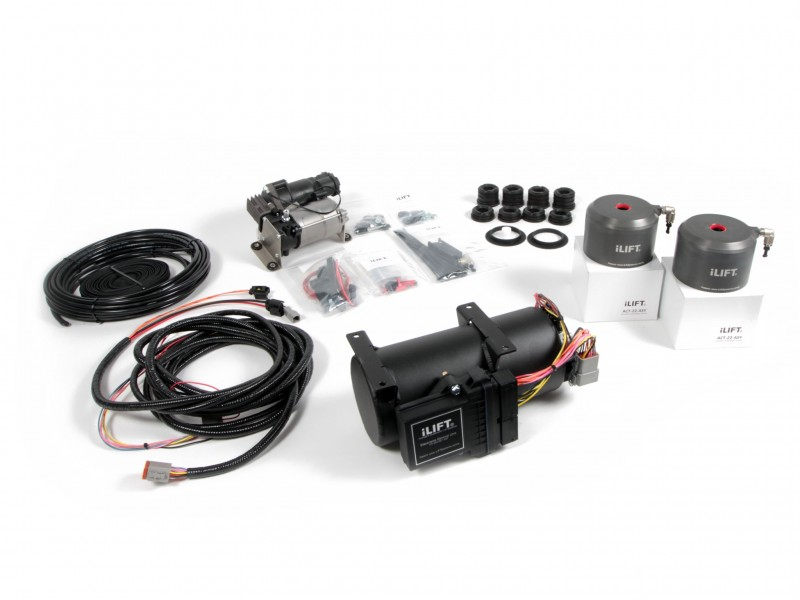 iLIFT Systems Suspension Lift System - S2000, 2000-09