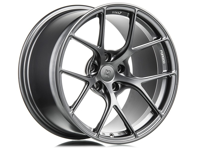 Titan 7 T-S5 Forged Wheels - NSX, 1991-05