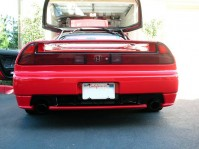 Honda JDM Dark Tail Light Kit