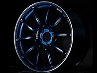 Advan RZII Wheels - S2000, 2000-09