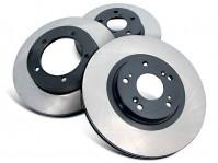 Centric Premium Brake Rotors