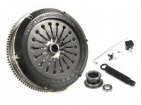ScienceofSpeed Billet Twin Carbon 700 Clutch & Flywheel Set - NSX, 1991-05