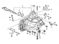 complete M/T transmission rebuild kit