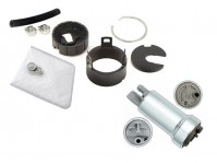 Walbro 400 / 450 LPH In-Tank Fuel Pump & ScienceofSpeed Mounting Kit - S2000, 2000-09