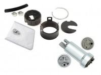 Walbro 450 LPH Fuel Pump & Mounting Kit - S2000, 2000-09