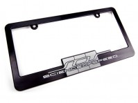 ScienceofSpeed License Plate Frame