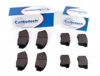 Carbotech Brake Pads - S2000, 2000-09