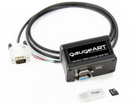 gaugeART CAN Bus Video Gauge Adapter