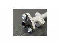 ScienceofSpeed Fuel Rail Adaptor (factory rail - aftermarket regulator) - NSX, 1991-05