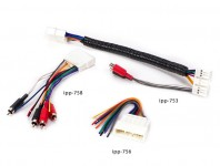 ScienceofSpeed Stereo Electrical Harness Adapters for NSX