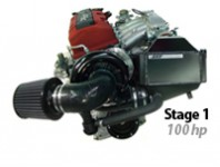 ScienceofSpeed Stage 1 Supercharger System