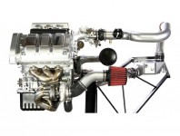 ScienceofSpeed Twin Turbocharger System for NSX