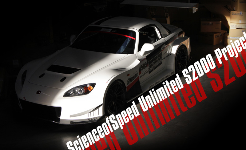 ScienceofSpeed Unlimited S2000 Project