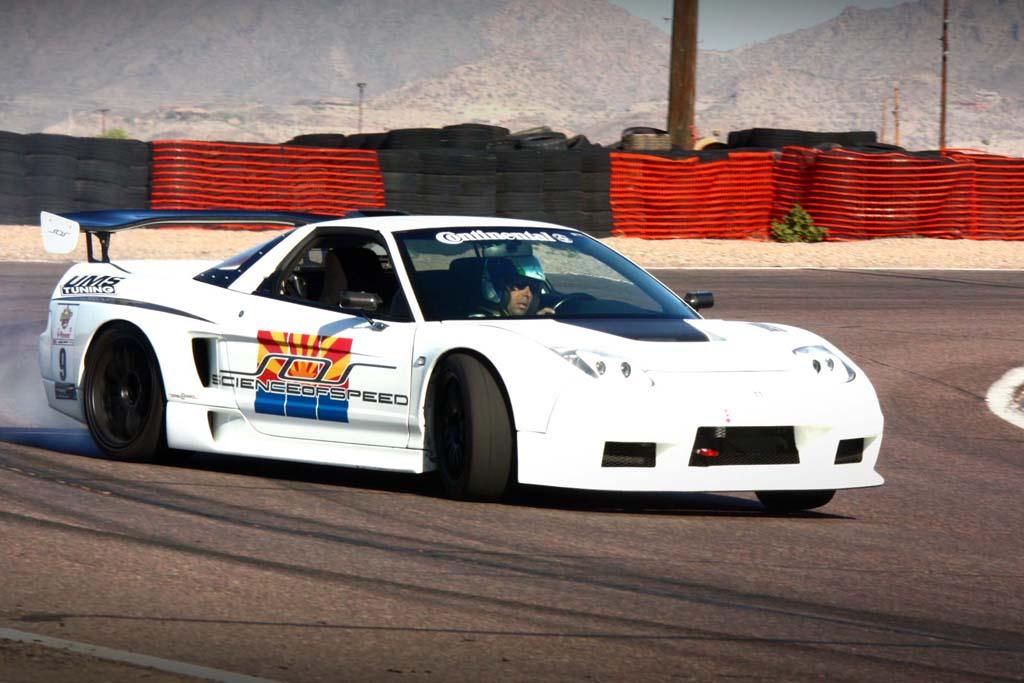 ScienceofSpeed, NSX and S2000 Performance Specialists, competes in Modified Magazine's 2011 Tuner Shootout at Firebird International Raceway
