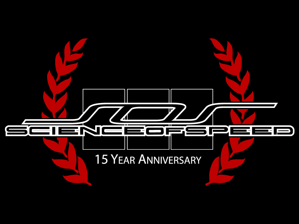 ScienceofSpeed Celebrates 15 Year Anniversary