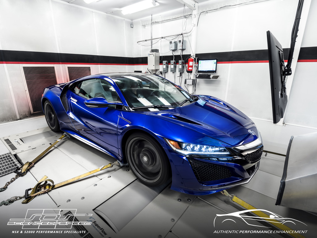 Introducing the Revised ScienceofSpeed.com with 2017 NSX Catalog