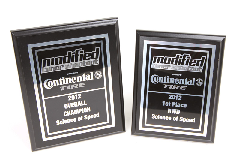 ScienceofSpeed Wins 2012 Modified Magazine Tuner Shootout!