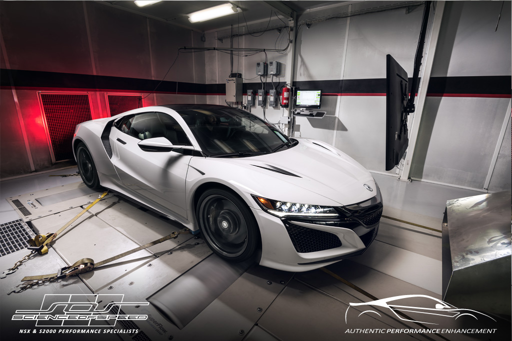Powertrain Performance Testing the 2017 NSX