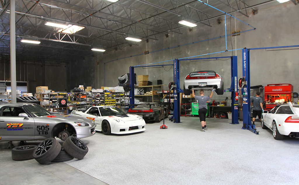 ScienceofSpeed Completes Move to New Chandler, AZ Facility