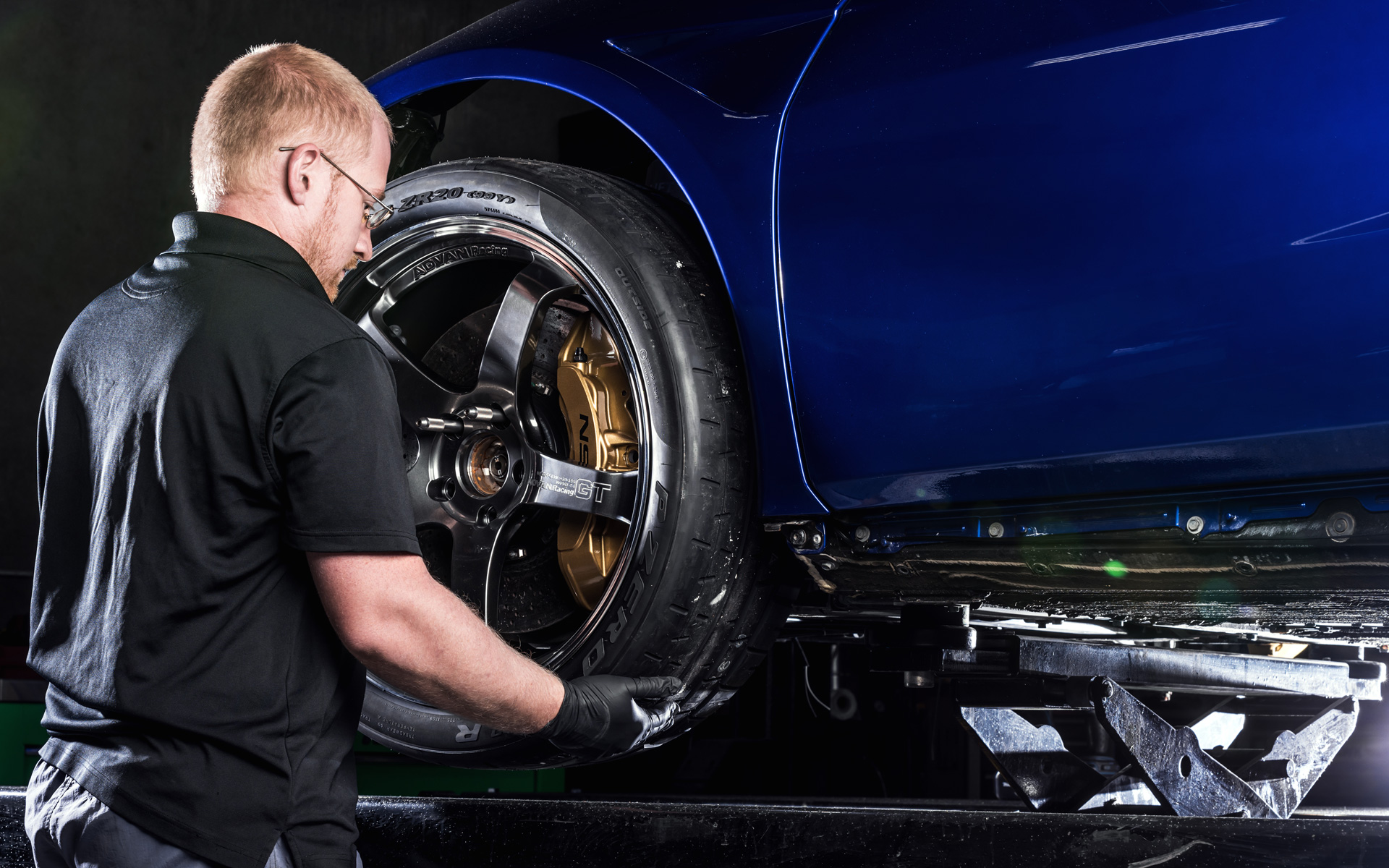Second Generation NSX Tire Talk