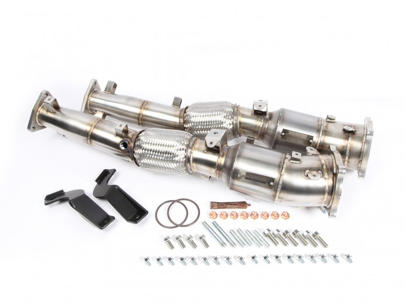 Fuel Tank Recall? Save on installation of ScienceofSpeed Downpipes