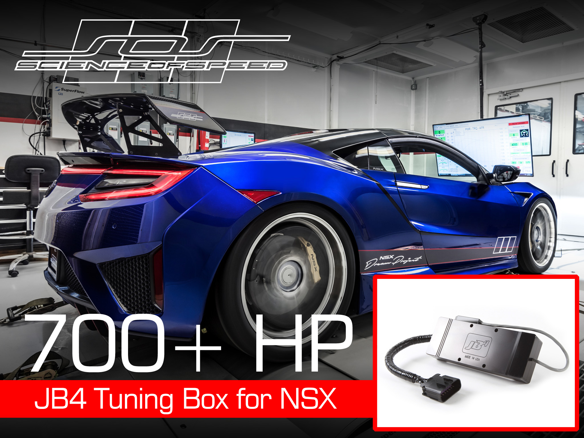 Engine Tuning Product For The Second Gen Nsx Jb4 Tuning Box From Scienceofspeed Part 3 Of 3 Scienceofspeed