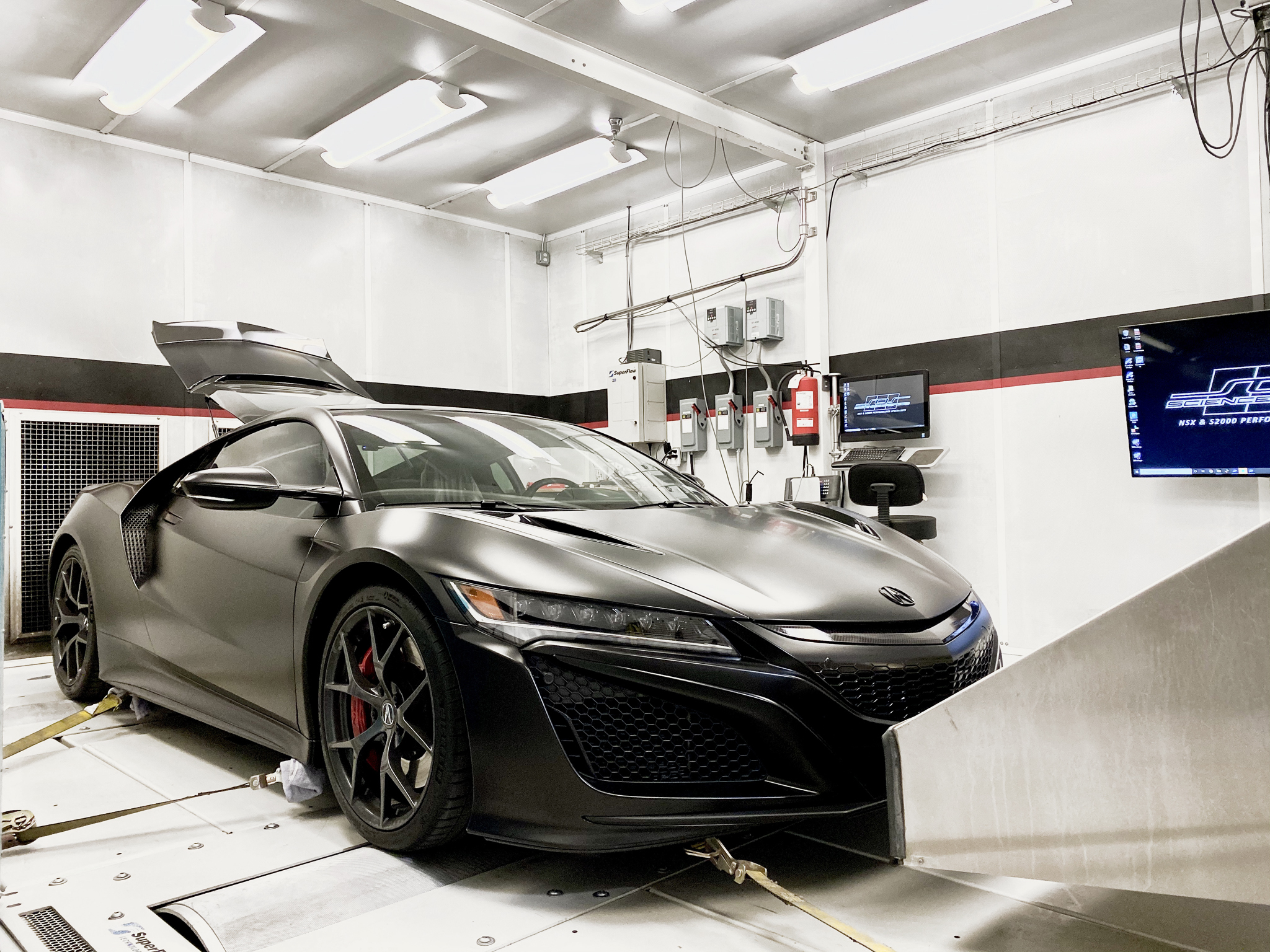 New Tires & Power Loss? Insist on Road Force Balancing for your Second Gen NSX
