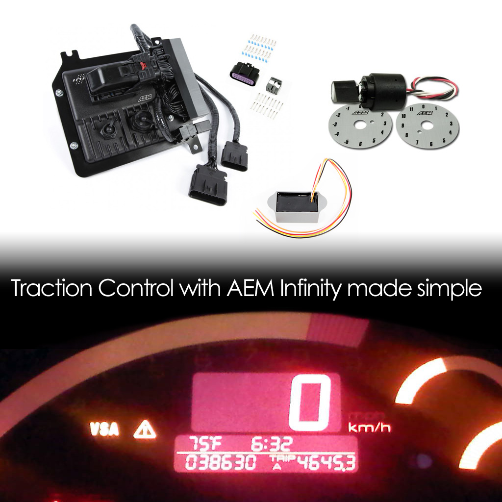 ScienceofSpeed AEM Infinity Based Engine Management & Traction Control