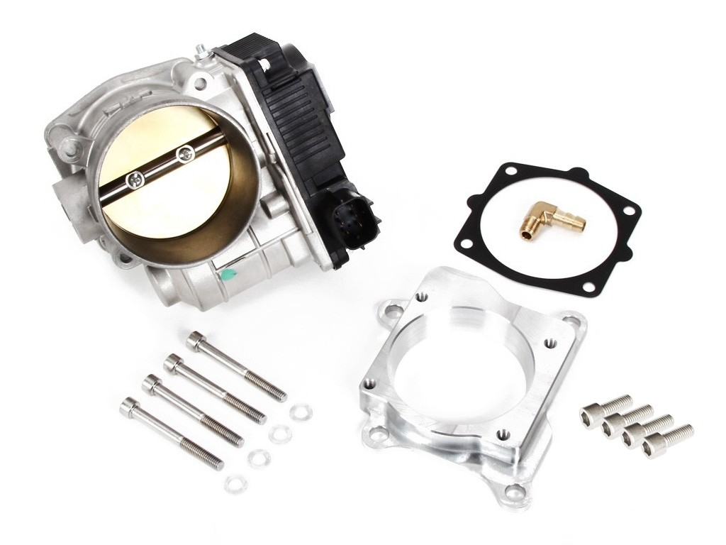 ScienceofSpeed Expands Standalone Engine Management System Throttle Body Options for 1995-05 NSX